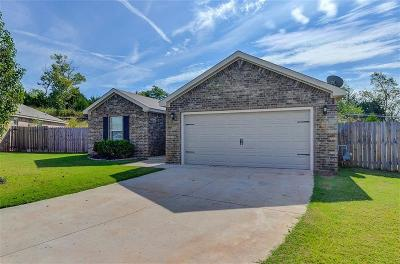 Newcastle OK Single Family Home Sold: $152,500
