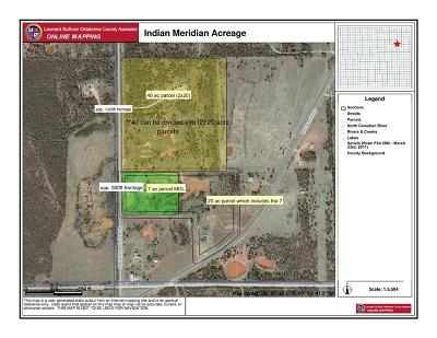 Luther Residential Lots & Land For Sale: Indian Meridian Road