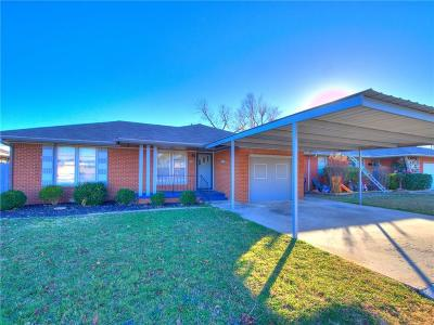 Oklahoma City Single Family Home For Sale: 3904 NW 31st Street