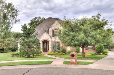 Oklahoma City Single Family Home For Sale: 10705 Saint Michel Circle