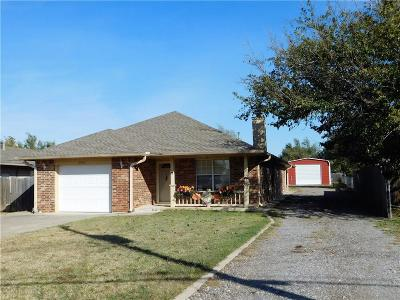 Moore Single Family Home For Sale: 2820 Woodlawn Dr