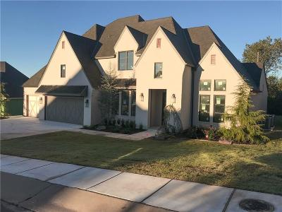 Edmond Single Family Home For Sale: 4125 Stirrup Lane