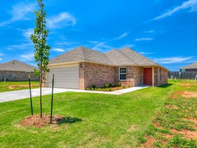 Piedmont OK Single Family Home For Sale: $147,150