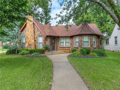 Oklahoma City Single Family Home For Sale: 841 NW 42nd Street