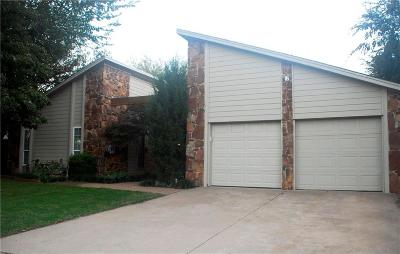 Edmond Single Family Home For Sale: 1104 NW 140th Terrace