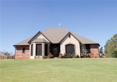 Tuttle Single Family Home For Sale: 801 Chickasaw Springs Drive