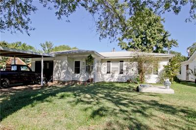 Oklahoma City Single Family Home For Sale: 2213 SW 53rd Street