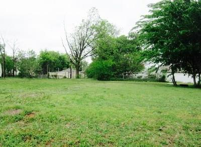 Oklahoma City Residential Lots & Land For Sale: 2313 NW 10th