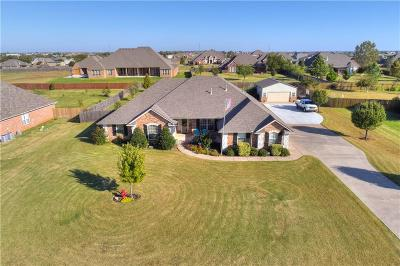 Oklahoma City Single Family Home For Sale: 6315 SE 161st Court