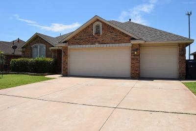 Moore Rental For Rent: 9613 Crooked Creek Lane