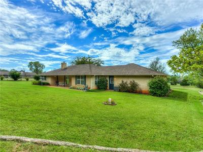 Blanchard Single Family Home For Sale: 2354 County Road 1219 Road