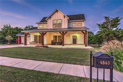 Edmond Single Family Home For Sale: 4840 Green Country Road
