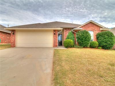Midwest City OK Single Family Home For Sale: $155,000