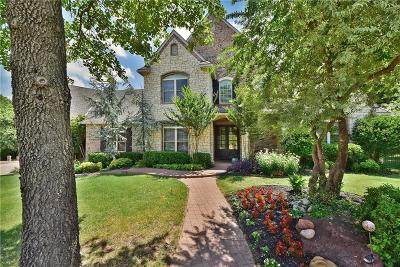 Edmond Single Family Home For Sale: 3416 Winding Creek Circle