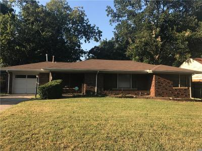 Oklahoma City Single Family Home For Sale: 3133 NW Drexel Ct