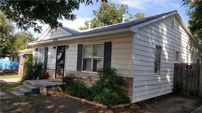 Bethany Single Family Home For Sale: 5206 N Beaver