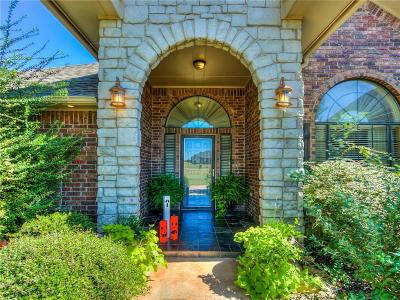 Blanchard Single Family Home For Sale: 486 Summer Valley Road