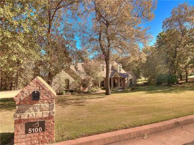 Choctaw Single Family Home For Sale: 5100 Old School House Road