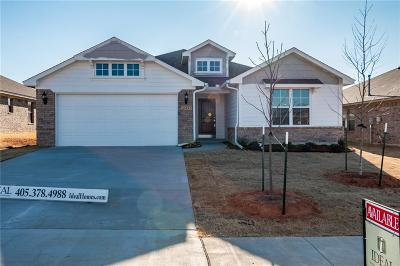 Choctaw OK Single Family Home For Sale: $229,263