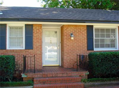 Norman Single Family Home For Sale: 1026 Cruce Street