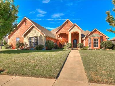 Oklahoma City Single Family Home For Sale: 12621 Lexington Drive