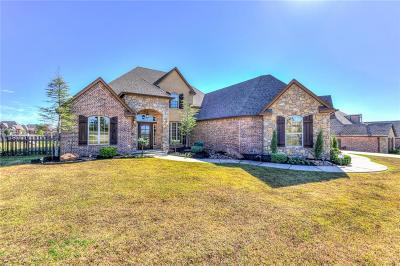 Edmond Single Family Home For Sale: 22928 Wilderness Road