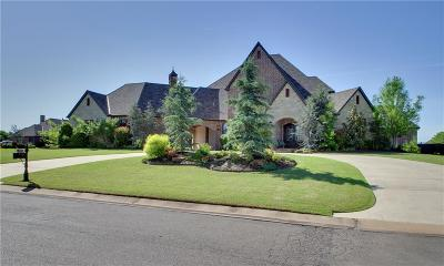 Edmond Single Family Home For Sale: 3879 Redmont Trace