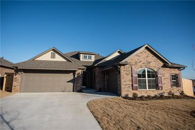 Yukon Single Family Home For Sale: 3500 Grizzly Ridge Court