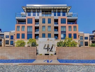 Oklahoma City Condo/Townhouse For Sale: 301 NE 4th Street #3