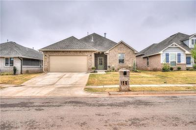 Oklahoma City Single Family Home For Sale: 7217 NW 146th Street