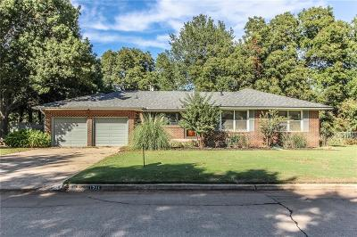 Norman Single Family Home For Sale: 1211 Cruce Street