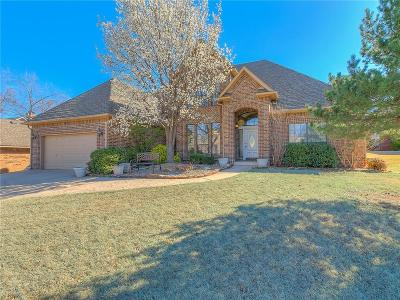 Edmond Single Family Home For Sale: 3100 NE 139th Street