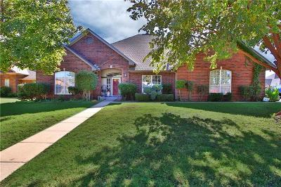 Oklahoma City Single Family Home For Sale: 7012 NW 100th