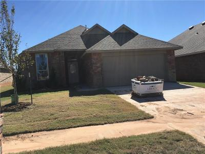 Edmond Single Family Home For Sale: 3328 NW 162nd Street