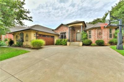 Edmond Single Family Home For Sale: 3049 Garden