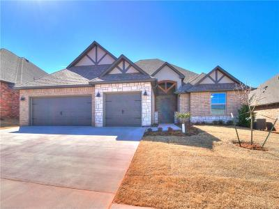 Edmond Single Family Home For Sale: 600 NW 197th Street