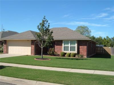 Norman OK Single Family Home For Sale: $160,000