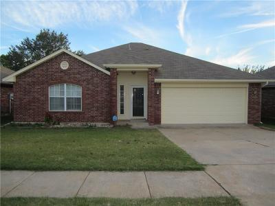 Norman OK Single Family Home For Sale: $142,500