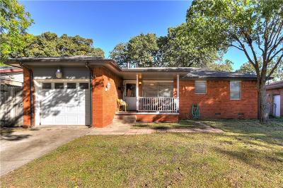 Bethany Single Family Home For Sale: 6603 NW 27th Street