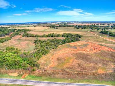 Goldsby Residential Lots & Land For Sale: Highway 74 & Redbud
