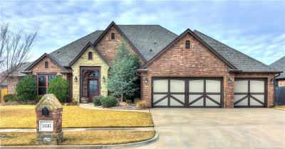 Edmond Single Family Home For Sale: 18505 Feliz Drive
