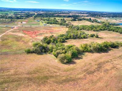 McClain County Residential Lots & Land For Sale: Highway 74 And Redbud Ln.