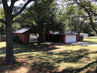 Purcell Single Family Home For Sale: 18648 Horse Avenue