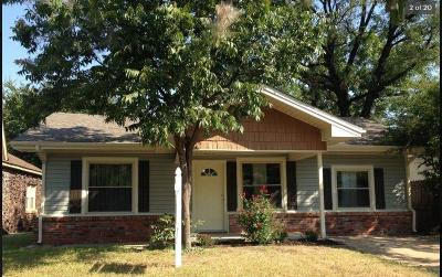 Oklahoma City Single Family Home For Sale: 1721 NW 21 Street