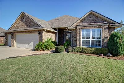 Edmond Single Family Home For Sale: 15820 Darlington Court