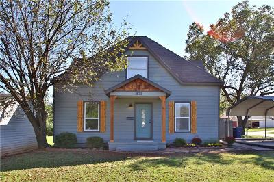 Guthrie Single Family Home For Sale: 1823 W Mansur