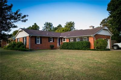 Oklahoma City Single Family Home For Sale: 4613 N Virginia Avenue