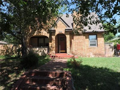 Shawnee Single Family Home For Sale: 1105 N Beard Avenue