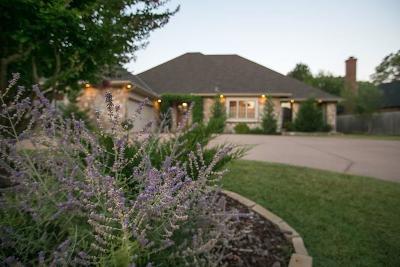 Oklahoma City Single Family Home For Sale: 5008 Misty Glen Circle