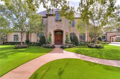 Oklahoma City OK Single Family Home For Sale: $2,979,000